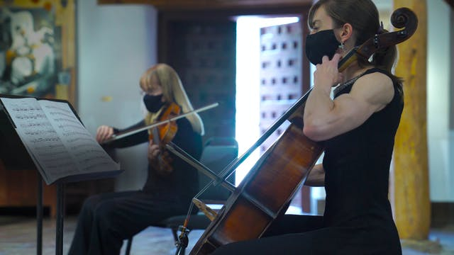 Tate Meets Mozart—Trailer