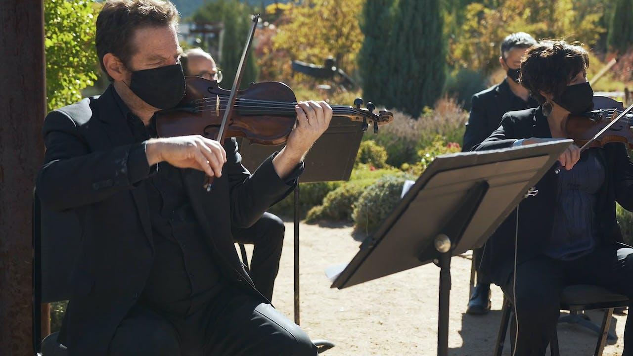 Encore Feature—Mozart's Horn Quintet