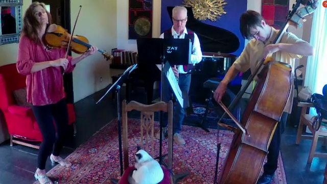 SFS@ Home—Episode 4: C.P.E. Bach, Mendoza & Hsieh