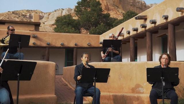 Encore Feature—Mauldin's Canyon Light for Woodwind Quintet