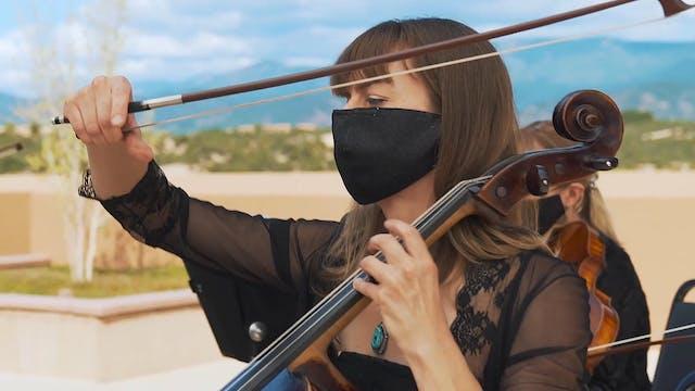 Encore Feature—Tate's Pisachi for String Quartet