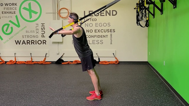 TRX #3 with Chris