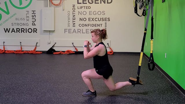 TRX #5 with Jess
