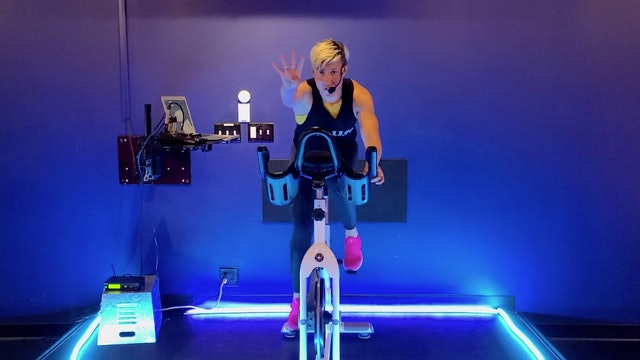 Cycling #40 with Sarah