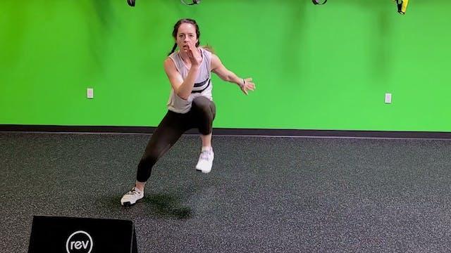 Bodyweight Tabata #2 with Lauren W.