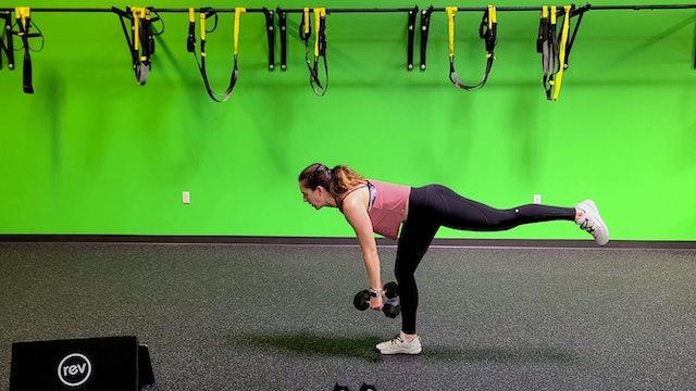 Strength #5 Lower Body with Lauren