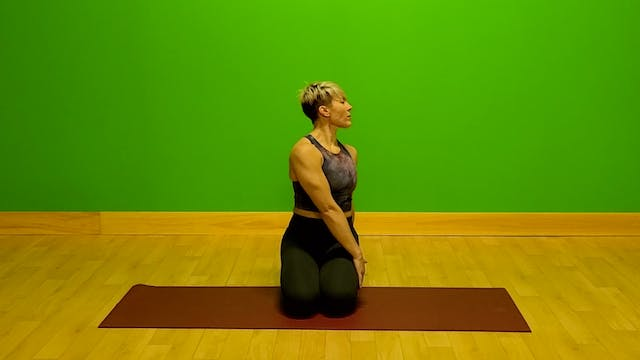 Mobility #3 with Sarah