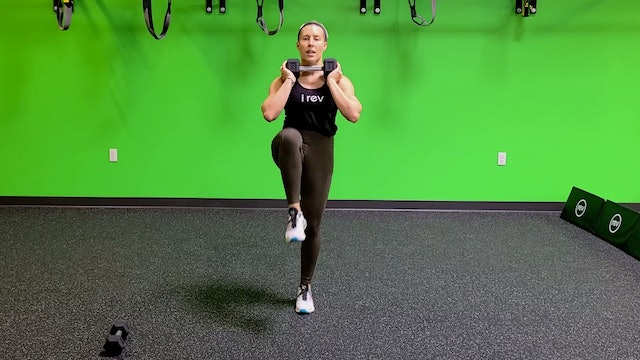 Strength #12 - Bilateral Upper/Lower with Sarah