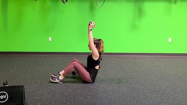 Strength #11 - Total Body with Lauren