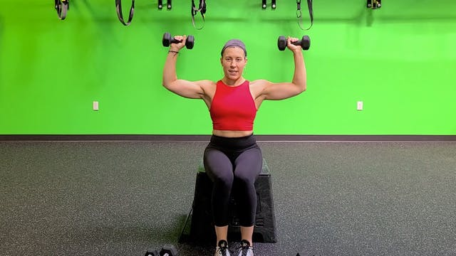 Strength #10 - Upper Body/Core with S...