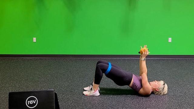 Strength #8 - Lower Body with Sarah