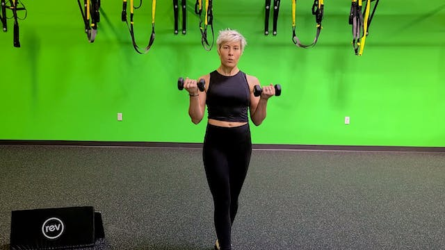 Strength #4 - Upper Body with Sarah