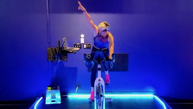 Cycling #30 with Sarah