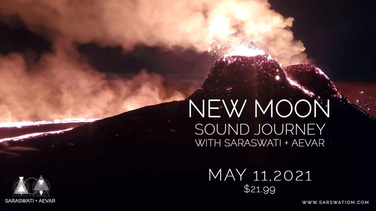 New Moon Sound Journey 5/11