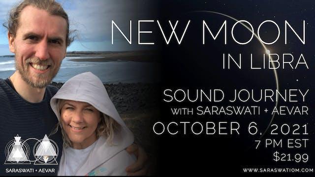 New Moon Sound In Libra Sound Journey
