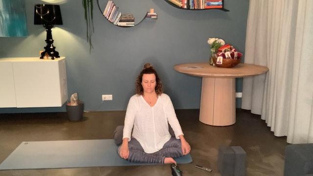 Yin Meridian Yoga