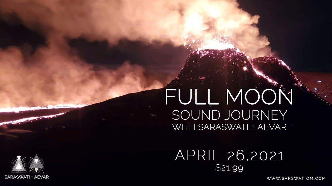 Full Moon Sound Journey