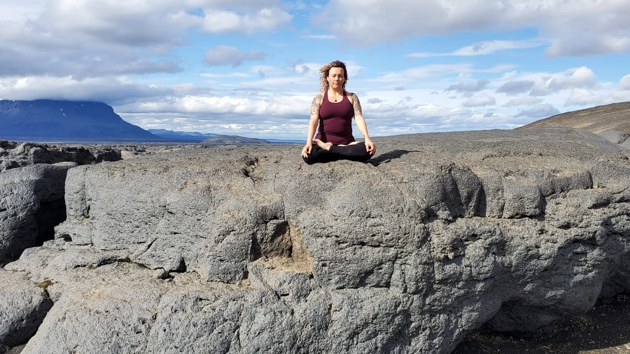 Meditation, Pranayama & Discourse