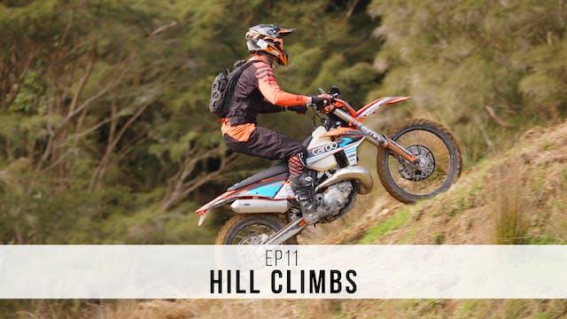 EP11 - Hill Climbs