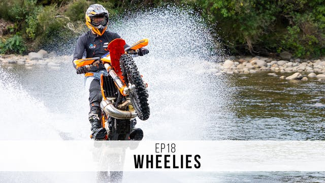 EP18 - Wheelies