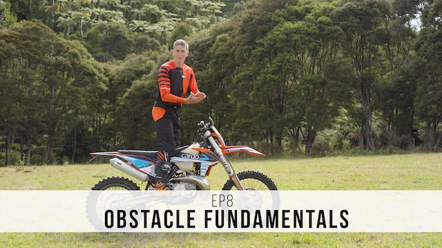 EP8 -  Obstacle Fundamentals