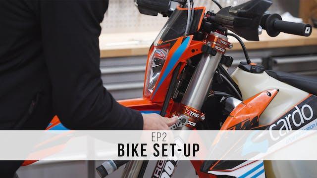 EP2 - Bike Set-Up