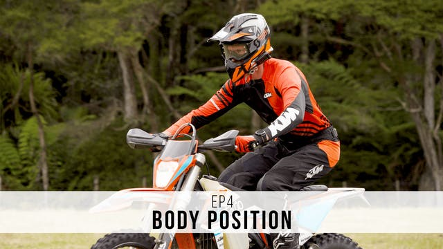 EP4 - Body Position