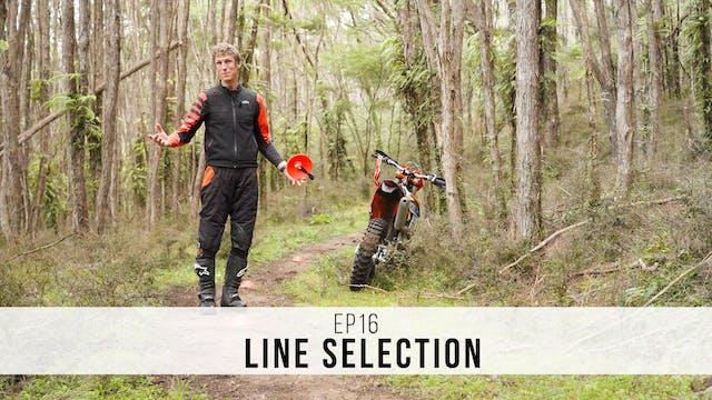 EP16 - Line Selection
