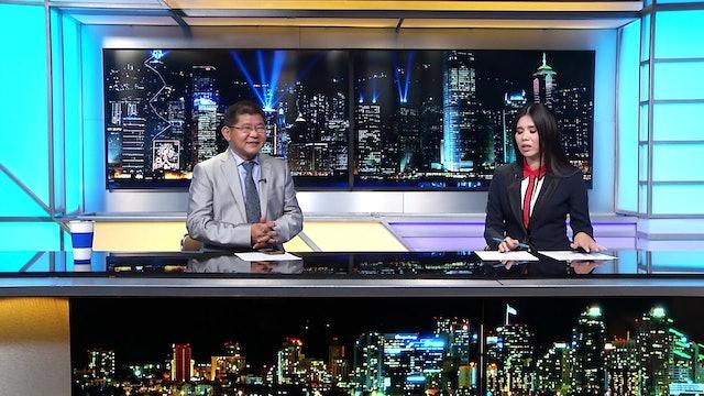 Victoria Tố Uyên Show | Điểm tin với Đỗ Dzũng | 25/02/2019