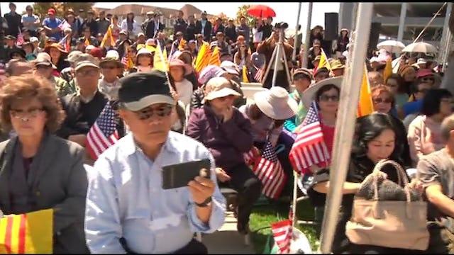 Phóng Sự Cộng Đồng | Việt Khang - Chiều Nhạc Người Yêu Nước | 27/03/2018