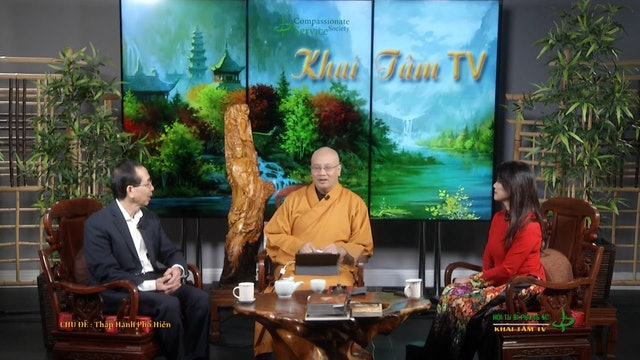 Khai Tâm   Show 689