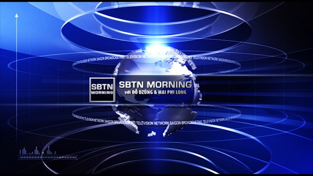 SBTN Morning   25/04/2019