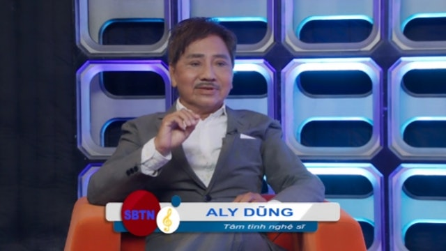 Giáng Ngọc Show   Guest: Aly Dũng