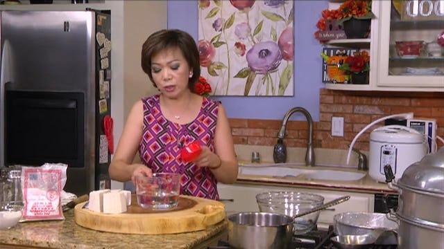 Bếp Nhà Ta Nấu | Bánh Khoai Mon Lá Cam