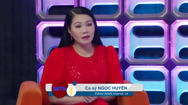Giáng Ngọc Show   Guest: Ngọc Huyền