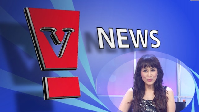 V News with Thuý Vi
