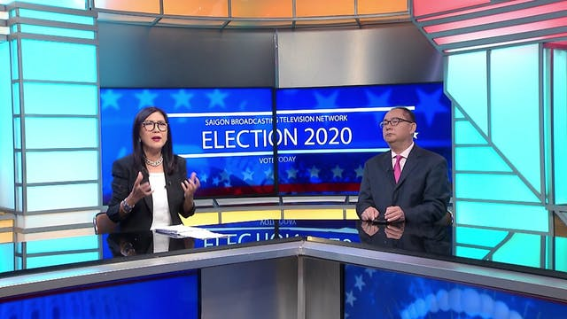 Election 2020 | 26/10/2020