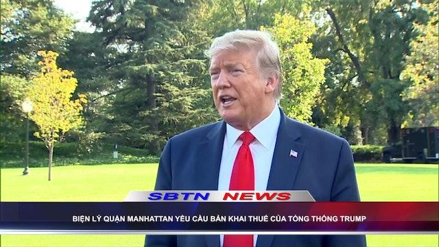 Tin Buổi Trưa | 17/09/2019