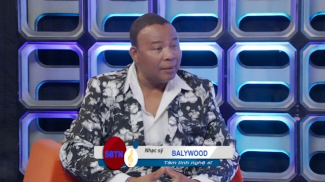 Giáng Ngọc Show   Guest: Balywood