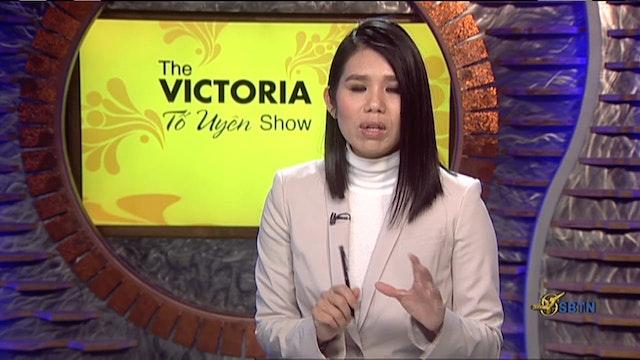 Victoria Tố Uyên Show | Guest: Diana ...