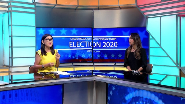 Election 2020 | 19/10/2020