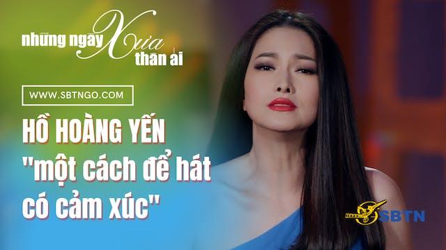 Những Ngày Xưa Thân Ái | Guest: Hồ Ho...