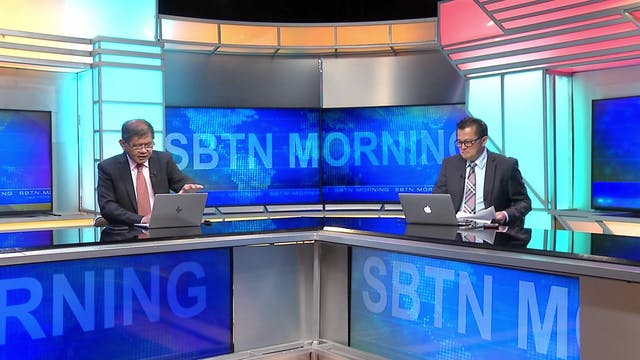 SBTN Morning | 15/02/2021