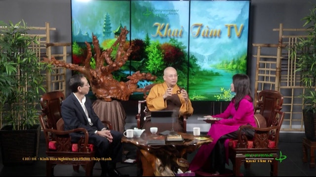 Khai Tâm | Show 663
