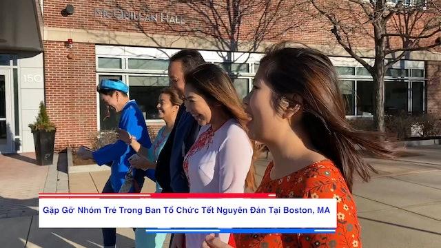 Phóng Sự Cộng Đồng | Gặp gỡ nhóm trẻ tổ chức Tết Nguyên Đán tại Boston