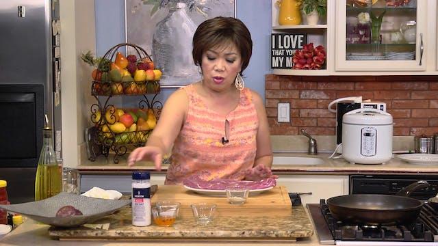 Bếp Nhà Ta Nấu | Thịt Heo Sót Chanh Dây