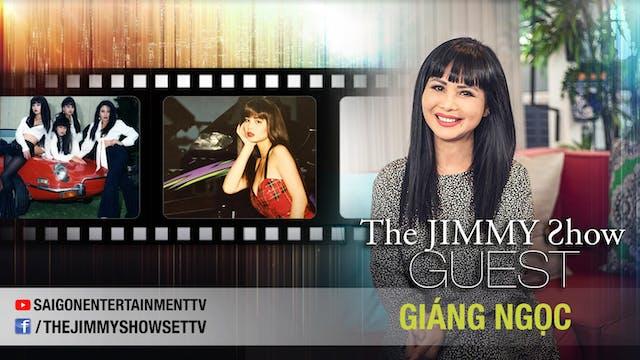 Jimmy Show | Ca sĩ - Mc. Giáng Ngọc