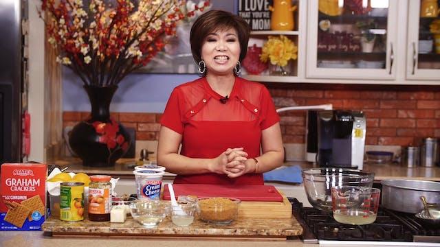 Bếp Nhà Ta Nấu | Bánh Cheese Hoa Đào