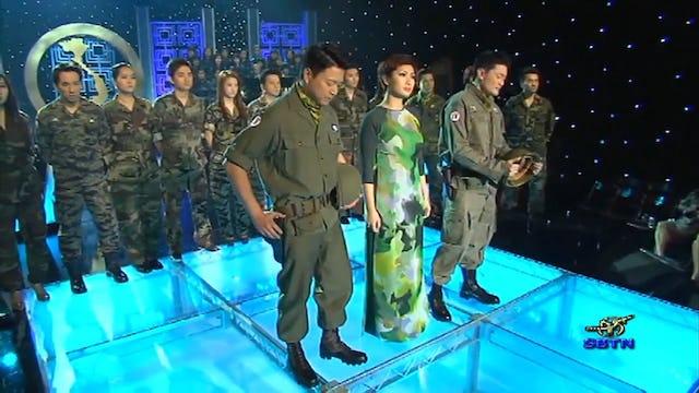 Người Yêu Của Lính | Show 535