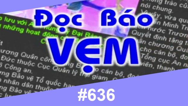 Đọc Báo Vẹm | Show 636